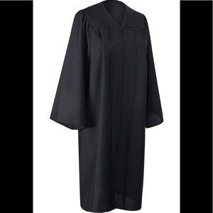 Graduation or judges robe costume